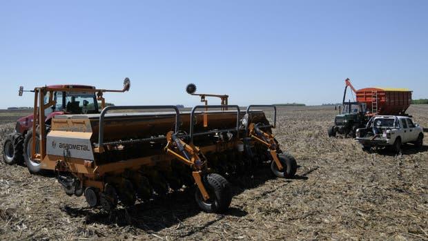 En muchas zonas de Buenos Aires se atrasará la siembra de maíz