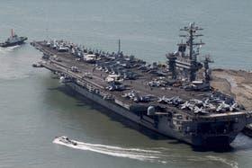 El Pentágono esta preparando fuerzas ante una posible acción militar contra Siria