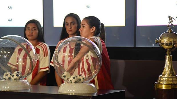 Se presentó la Copa Libertadores Femenina con River como único argentino