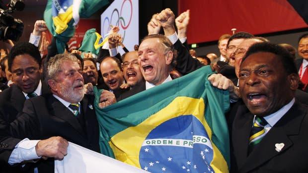 Operación policial en Rio por la presunta compra de votos en JO