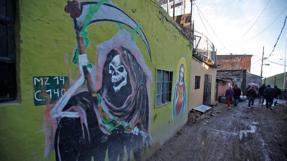 Es el escenario de la guerra narco. Foto: LA NACION / Emiliano Lasalvia