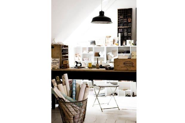Claves para lograr un estilo industrial en tu casa jujuy for Pintura estilo industrial