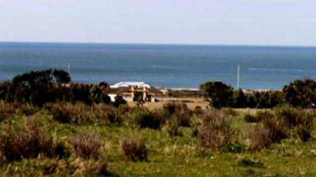 La estancia de Báez en Maldonado, Uruguay. Foto: Archivo
