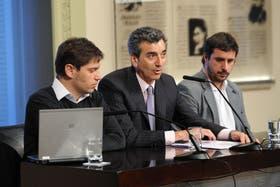 Randazzo dio explicaciones sobre la situación de LAN en Aeroparque