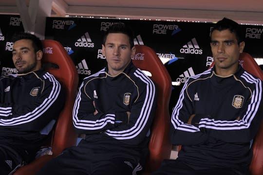 Un triunfo argentino dejará al equipo de Sabella muy cerca de Brasil 2014. Foto: AFP