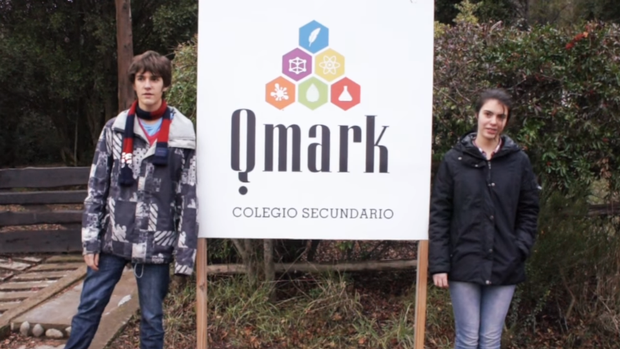 Los chicos del Q-Mark contaron en un video su experiencia