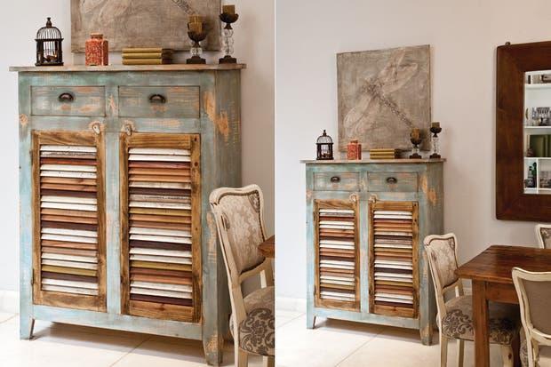 Muebles para guardar y decorar tus ambientes - Living - ESPACIO LIVING