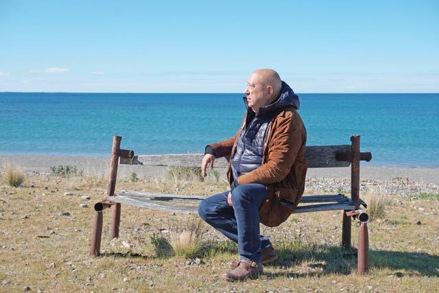 """""""Poco importa que el público venga a la Patagonia, lo relevante es que sepan lo que hice acá y puedan transmitir mi historia para que se mantenga viva y se modifique"""""""