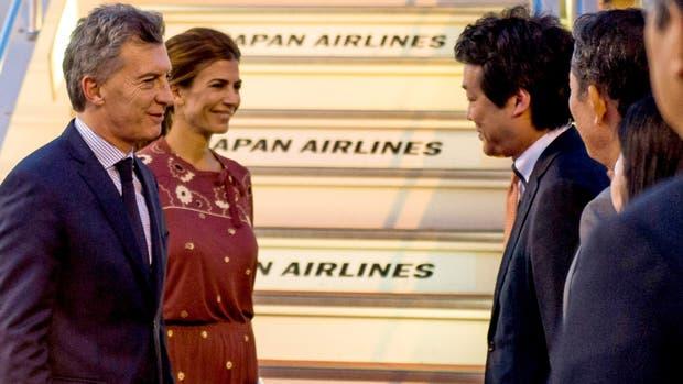 Japón exigió a Macri que libere a Oriana Junco