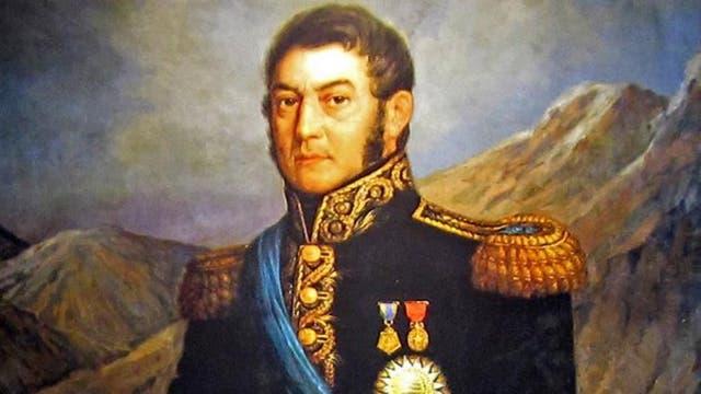 San Martín quería un Rey Inca