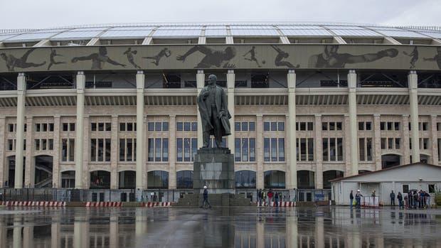 Con la seguridad como obsesión y Vladimir Putin en el centro de la escena