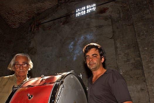 Durante 2004 presentó una obra en el Teatro Colón con el iluminador Gonzalo Córdova. Foto: Archivo