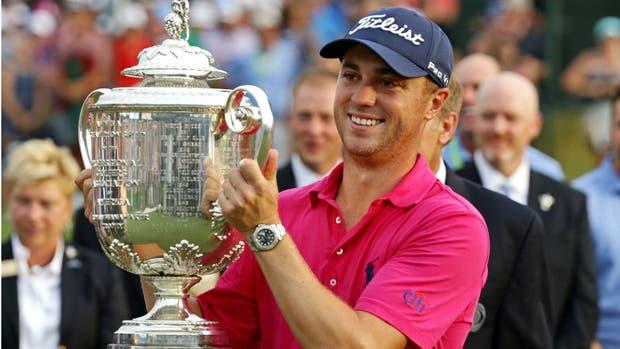 Justin Thomas gana el PGA Championship
