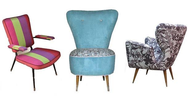 Estilo vintage: dónde conseguir muebles del pasado   living ...