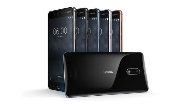 Nokia reinventa el 3310 y lanza tres nuevos smartphones Android