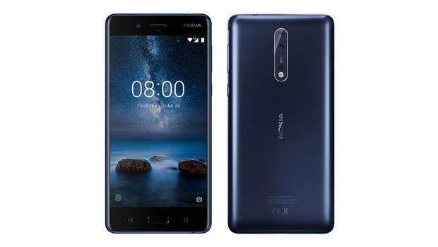 Así es el Nokia 8, el smartphone tope de gama con Android fabricado por la firma finlandesa HMD