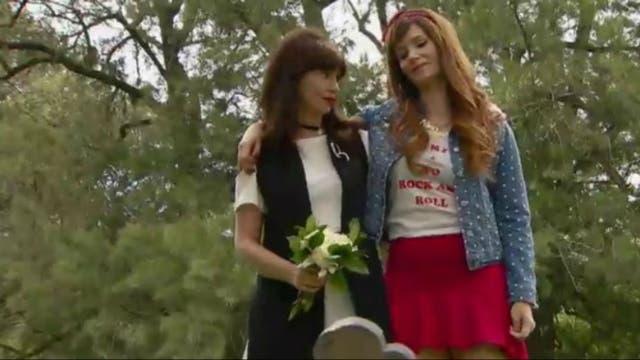 Mara y Nina, las hermanas sean unidas