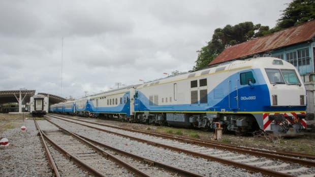 El tren a Mar del Plata volverá a funcionar en diciembre
