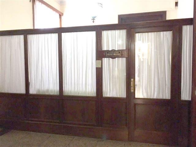 La fachada del actual despacho de Cristina Kirchner en el 3er piso del Palacio