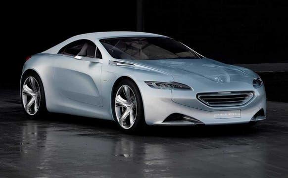 Peugeot se luce con el concept car SR1. Un adelanto de lo que vendrá.