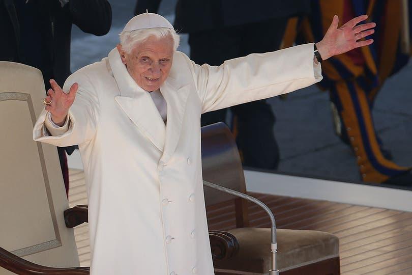 El Papa reconoció que lo conmovió la cantidad de fieles en su despedida