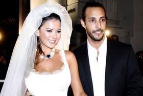 """Fariña dice que se casaron """"por amor"""""""