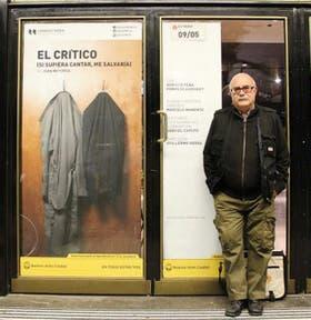 El español Guillermo Heras es el director de este prometedor trabajo