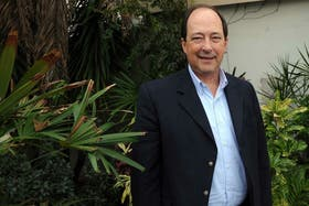 Sanz, senador por la UCR