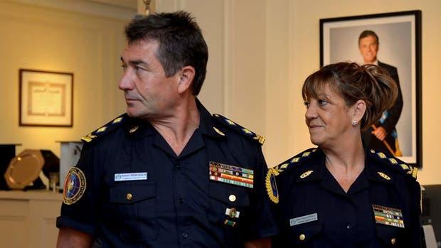 Roncaglia y Franco, la nueva cúpula de la Federal