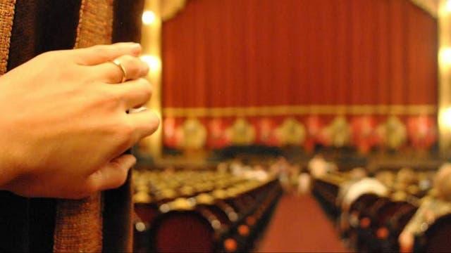 Panorámica del Teatro Colón. Foto: Cynthia Martínez Wagner