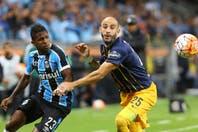 Con la valija llena: Central le ganó 1-0 en Brasil a Gremio y define la serie en Rosario