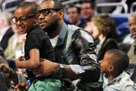 Con 11 años, el hijo de LeBron James tiene ofertas para jugar en dos universidades norteamericanas