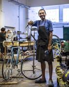 Tribus urbanas: hoy Bicicleteros
