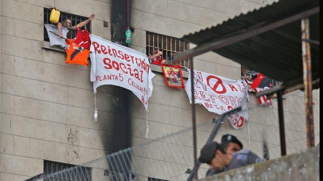 Garavano vinculó la protesta en Devoto con secuelas del