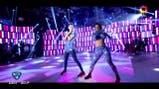 Así bailó Tyago, el hijo de La Bomba, junto a Barby Silenzi