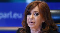 La ex presidenta, Cristina Kirchner