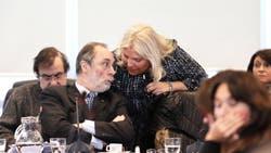 Tonelli dijo que el resultado de la votación por Julio De Vido será muy ajustado