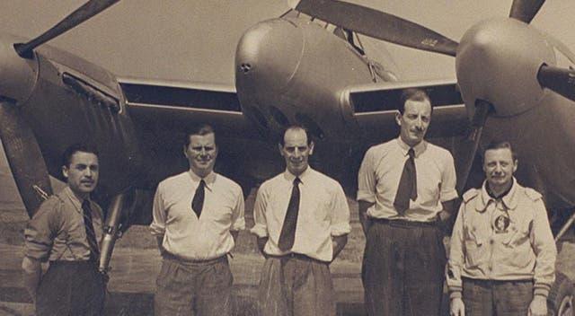 Realizó vuelos hasta marzo de 1956, año en el que el proyecto fue desactivado