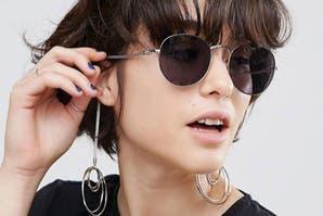 Moda loca: 2 en 1, anteojos y aros en un mismo accesorio