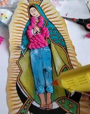 Subasta de arte solidaria por los niños de la ex Casa Cuna