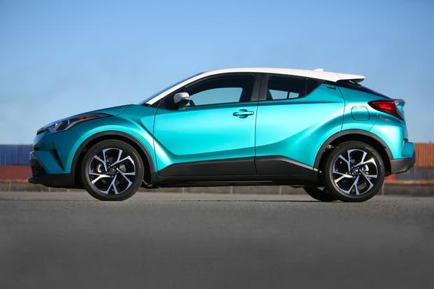 Toyota CH-R, el ejemplo de la especie que se viene