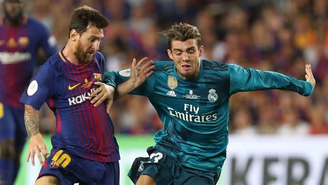 Real Madrid vs Barcelona (Espa?a)