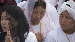 Es una oración aprendida y repetida por millones de cristianos en todo el mundo.