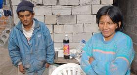 """Para Juan Daniel Olivares y Julieta Morales """"es bueno que se pueda donar para ayudar a otras familias"""""""