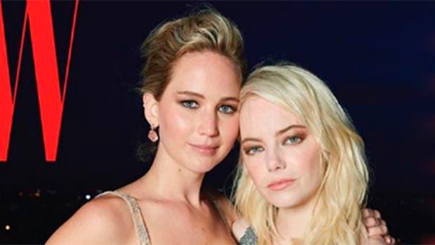Jennifer Lawrence y Emma Stone fueron víctimas del mismo acosador