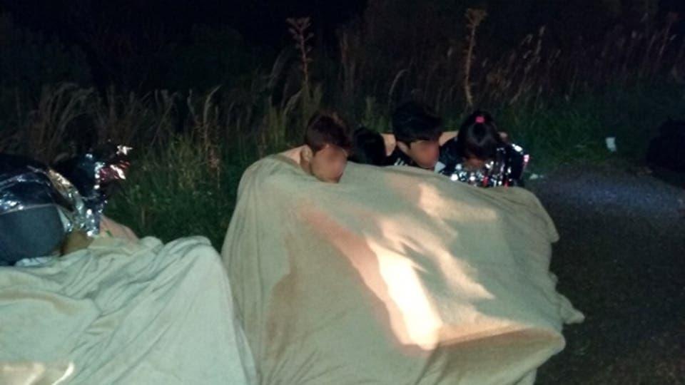 Volcó un micro con egresados argentinos en Brasil: tres muertos. Foto: http://www.radiocidadesa.com.br
