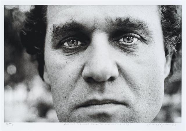Nadie captó mejor su mirada que Eduardo Grossman, en 1981