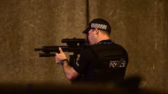 Varios ataques se registraron en Londres. Foto: AP