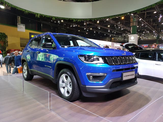 El Jeep Compass