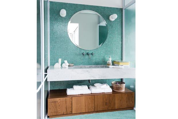 Bachas Para Baño Con Griferia:10 propuestas para la bacha del baño – Living – ESPACIO LIVING
